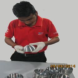 BOWL - Scene during inspection RSJ